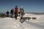 Glacier travel skills programs