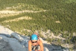 Guided Via Ferrata trips in the Canadian Rockies