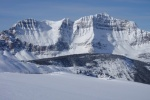 Guided ski touring in the Canadian Rockies