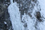 Ranger Creek Ice Climbs