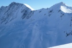 Guided ski tours in Rogers Pass