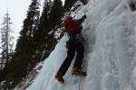 Ice climb Banff, Canmore or Kananaskis