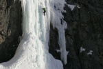 Guided ice climbing in the Canadian Rockies with certified guides, custom trips