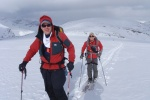 Backcounty touring with Cirrus Alpine Guides