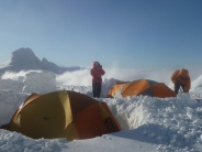 Guided climbs on Mt Robson with Cirrus Alpine Guides
