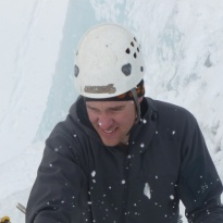 Ice climb the Canadian Rockies.