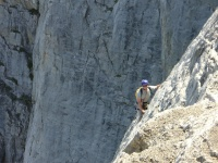 Guides Route, Mt Rundle